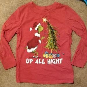 Grinch Christmas shirt